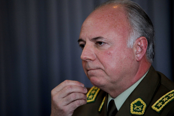 Eduardo Gordon, ex director general de Carabineros