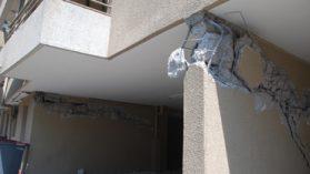 Así marchan las negociaciones entre inmobiliarias y residentes de edificios dañados por el terremoto