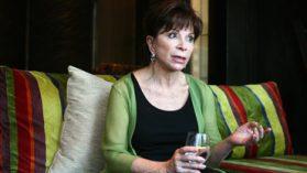 """Isabel Allende: """"He sido muy atrevida, muy petulante y subversiva"""""""