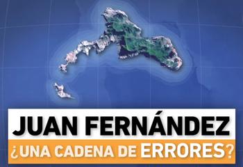 Tragedia de Juan Fernández: Una cadena de errores