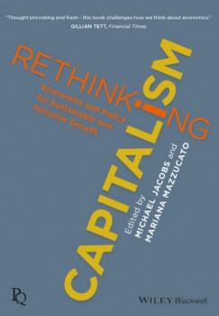 Portada libro Rethinking Capitalism