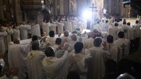 Denuncia enviada al Vaticano por acoso sexual en el seminario de Valparaíso implica a tres obispos