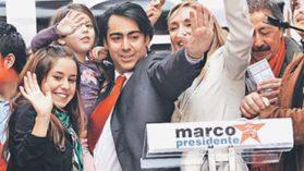 Los US$ 3 millones con que Marco Enríquez Ominami amenaza a Frei