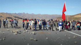 Perú: gobierno y mineras ahogados por los conflictos sociales