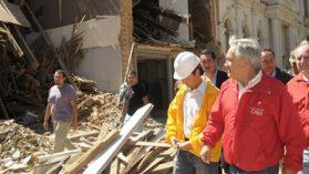 Los vínculos de Piñera con las empresas de los edificios dañados: Los hombres del Presidente