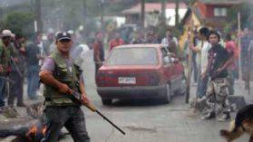 Saqueadores post terremoto II: La horda que nunca llegó a las casas