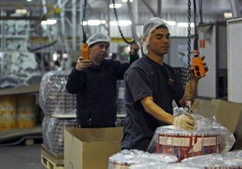 Trabajadores EDELPA