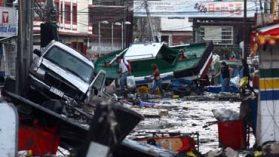 Las pruebas que comprometen a Macchiavello, el almirante que no vio el tsunami
