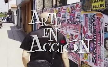 """Programa """"Arte en Acción"""" del canal ARTV"""