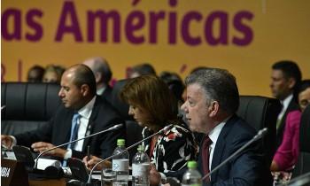 Pronunciamiento del Presidente Juan Manuel Santos frente al asesinato del equipo periodístico del Ecuador (Fuente: razonpublica.com)