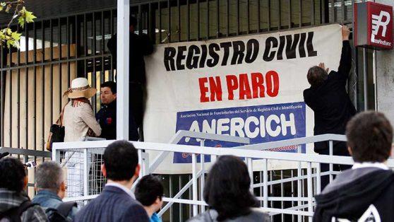 La crisis que corroe al Registro Civil