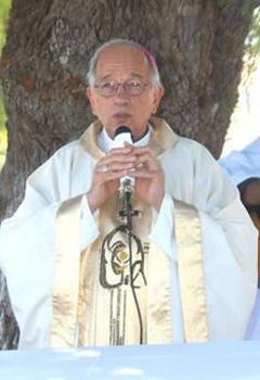 Obispo Ricardo Watty Urquidi
