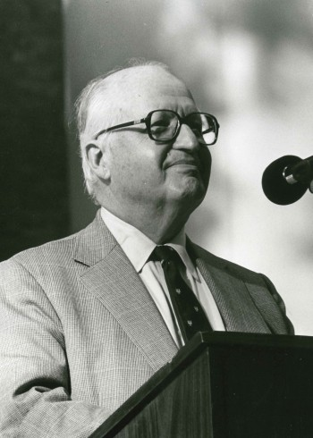 Henry Rosovsky, Harvard 1990.