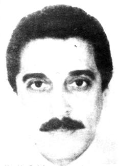Manuel Provis, en sus años de agente de los servicios de seguridad.