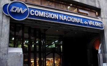 Comisión Nacional de Valores de Argentina.