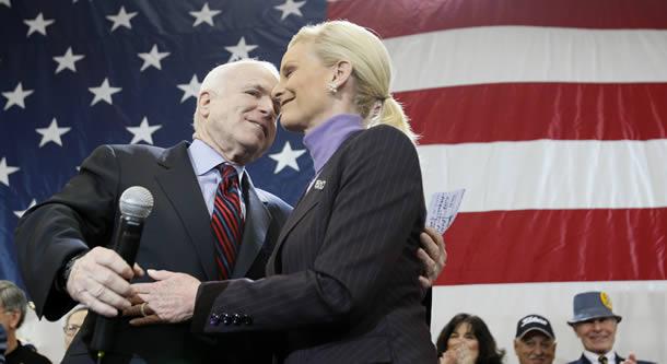 La tentación McCain