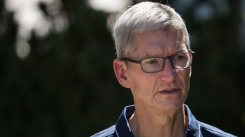 Tim Cook (Fuente: bbc.co.uk)
