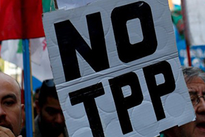 """El TPP-11, el gobierno saliente y la """"utopía-invertida"""""""