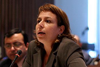 Valeria Carvajal (Fuente: iisd.ca)
