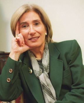 Verónica Barahona, ex subsecretaria de Justicia